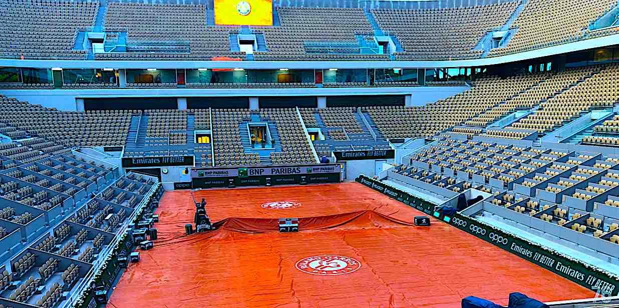 La fortuna del sorteggio: Roland Garros 2019 - settesei.it