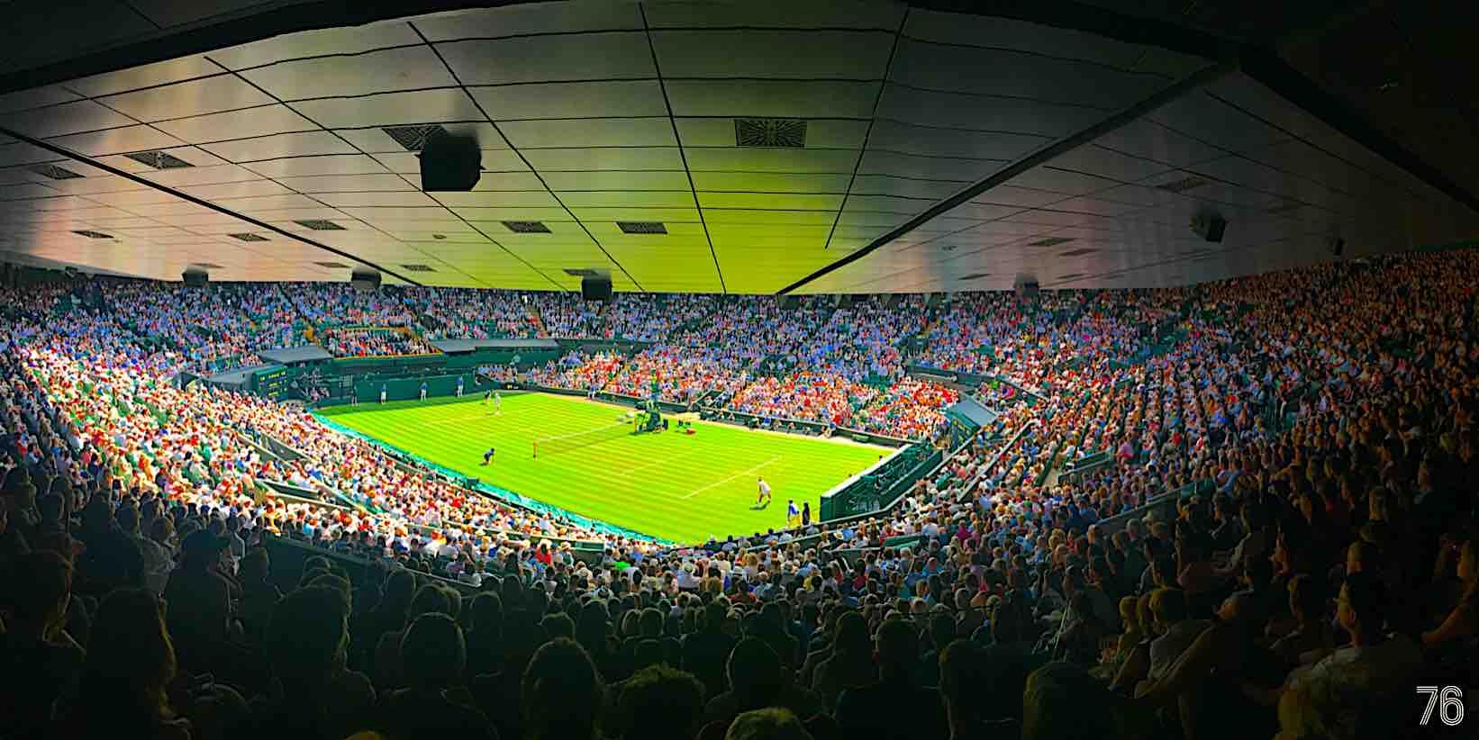 La fortuna del sorteggio: Wimbledon 2019 - settesei.it