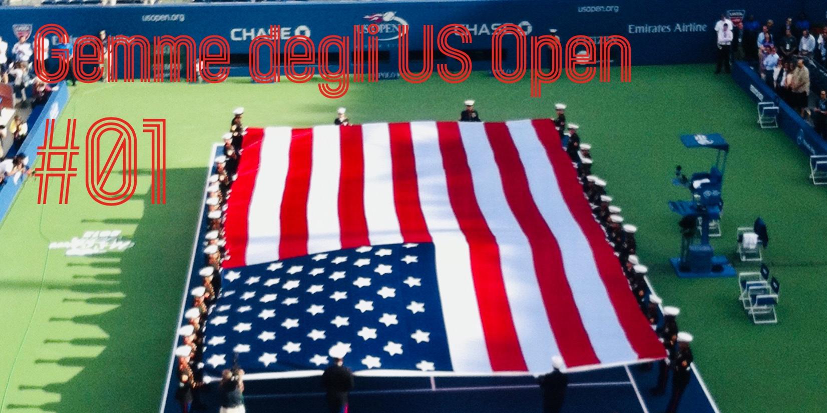 Gemme degli US Open #1 - settesei.it