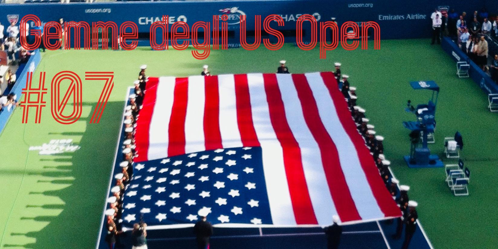 Gemme degli US Open #7 - settesei.it