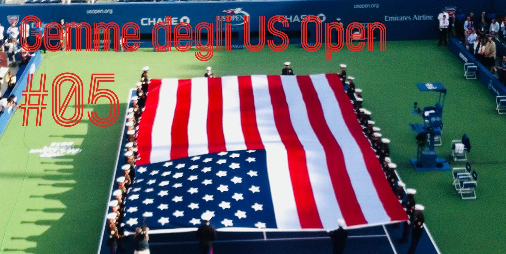 Gemme degli US Open #5 - settesei.it