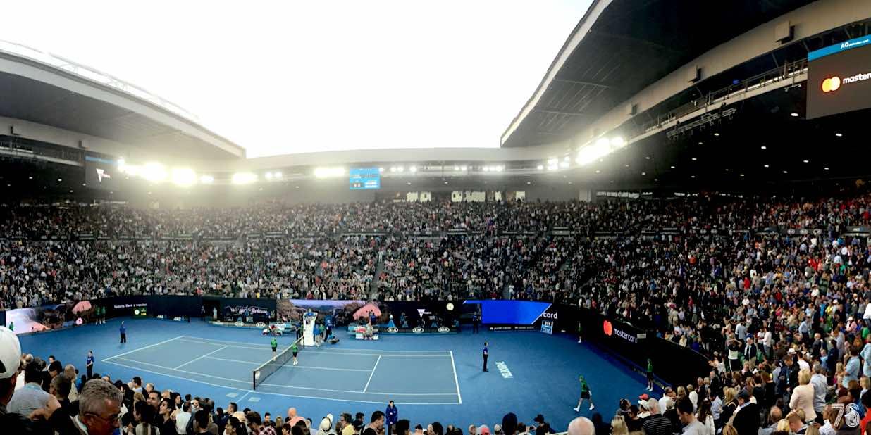 La fortuna del sorteggio: Australian Open 2020 - settesei.it