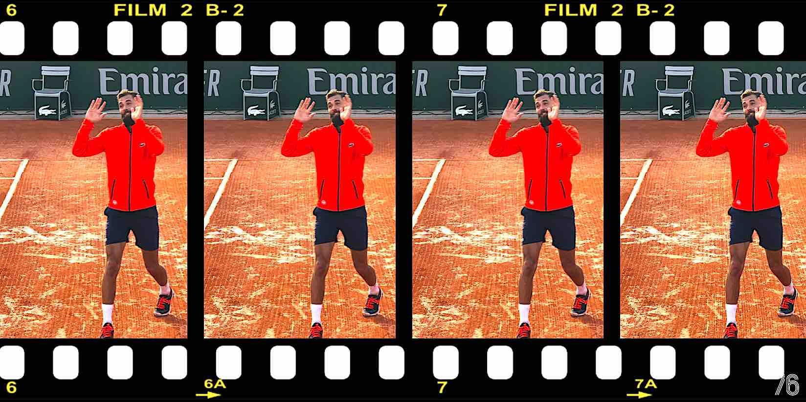 Benoit Paire e i casi in cui la classifica è troppo alta per un torneo Challenger - settesei.it