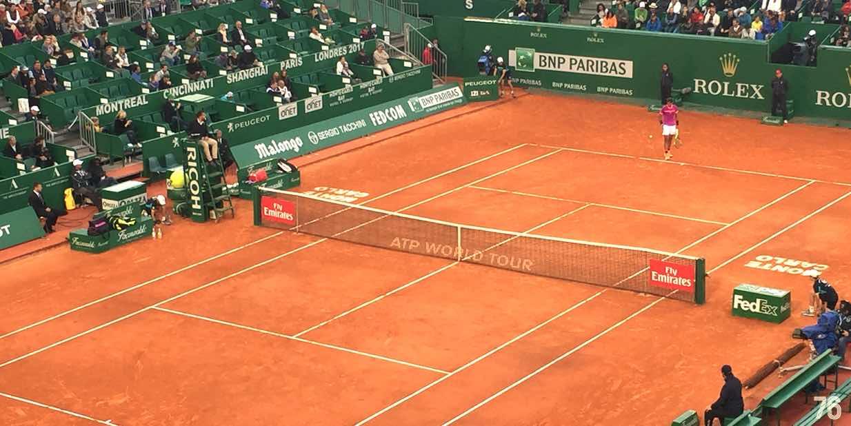 La facilità del tabellone di Nadal a Monte Carlo - settesei.it