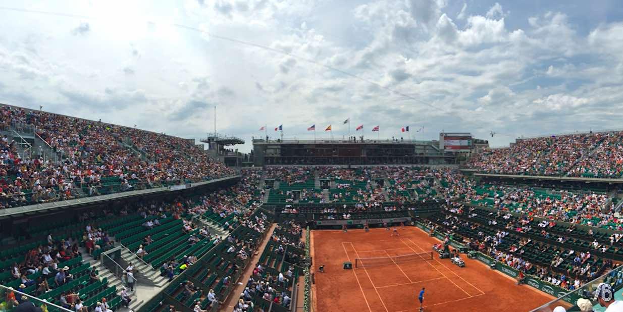 Il comportamento sulla terra, nel corso degli anni, dei quattro maggiori contendenti al Roland Garros - settesei.it