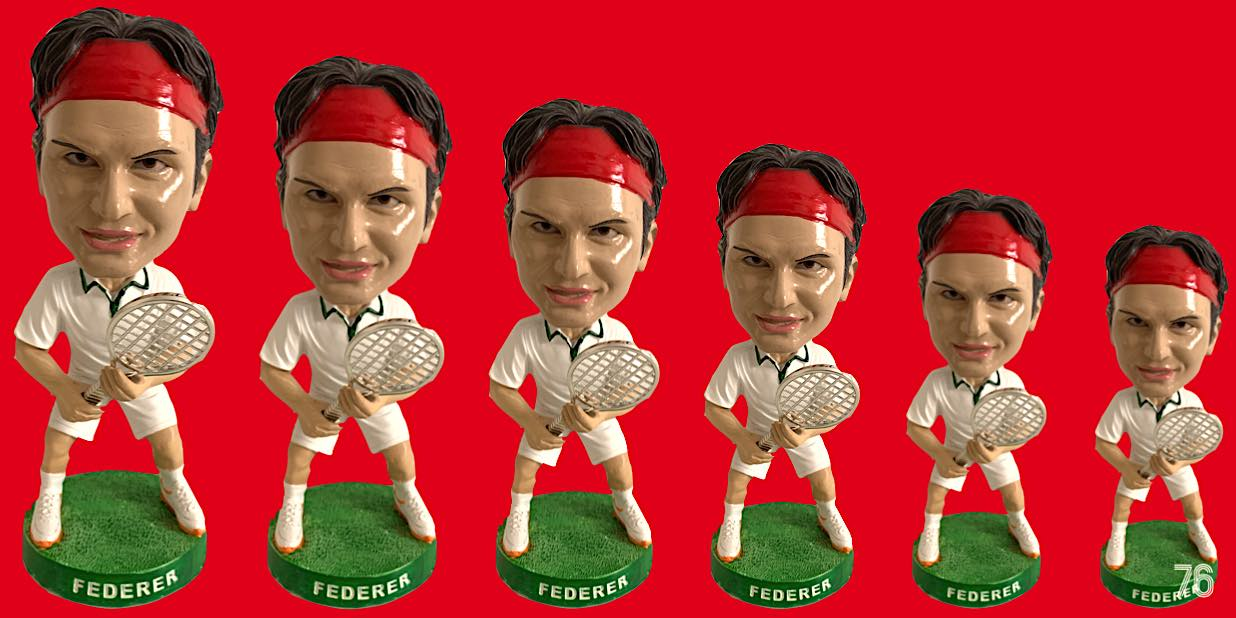 Ridimensionando la stagione di Federer - settesei.it