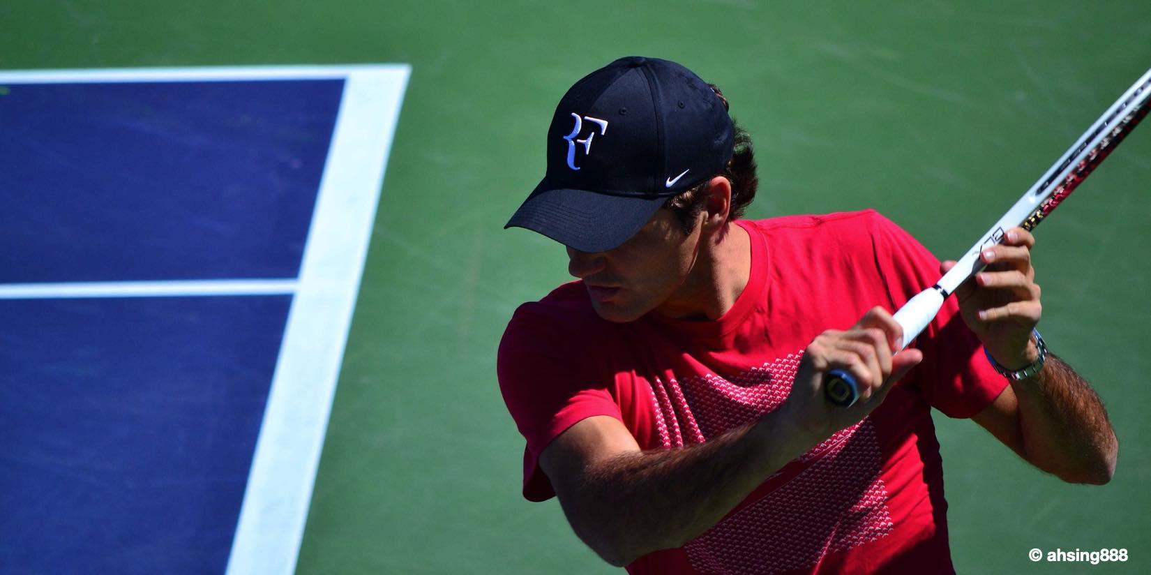 Il rovescio di Federer - settesei.it